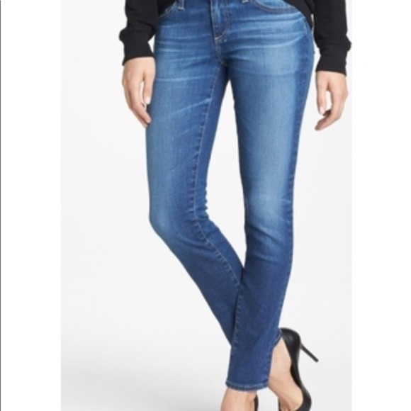 066825ae79f145 Ag Adriano Goldschmied Jeans | Ag The Stilt Cigarette Leg Medium ...